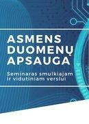 """Seminaras """"Asmens duomenų apsauga"""""""