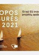 """Rinkimai """"Europos burės 2021"""""""