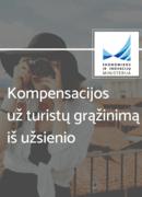 Kompensacijos kelionių organizatoriams