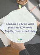 SVV skatinimas Anykščiuose 2020 m.