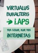 VMI atnaujino virtualų buhalterį i.APS