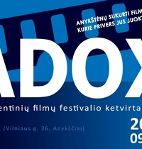 ADOX dokumentinių filmų festivalis Anykščiuose