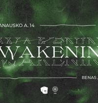 """Halloween'as """"Awakening"""" Anykščiuose!"""