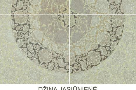 """Tapytojos Džinos Jasiūnienės parodos """"Raštai"""" atidarymas ir susitikimas su autore"""