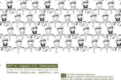 Trakinių partizanai