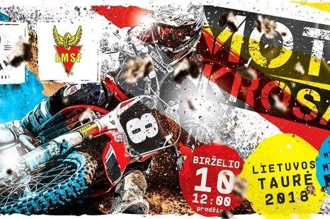 Lietuvos motokroso taurės 2018 antras etapas