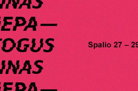 """Spalio 27-29 d. dokumentinio kino festivalis """"Nepatogus kinas""""."""