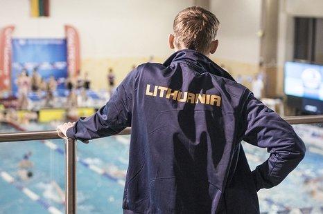Atviras Lietuvos trumpo vandens plaukimo čempionatas Anykščiuose!