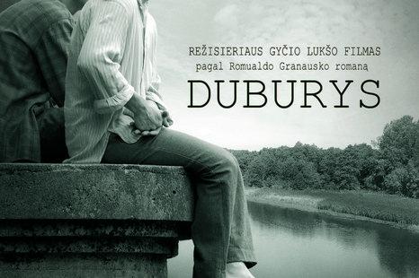 """Filmas: """"Duburys"""", pagal Romualdo Granausko romaną"""