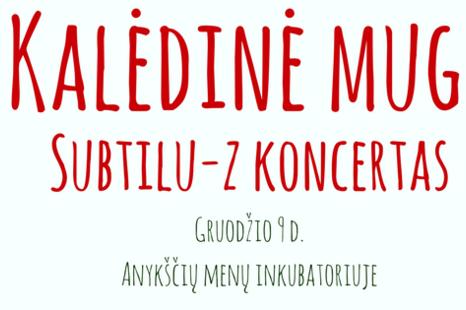 Subtilu-Z koncertas