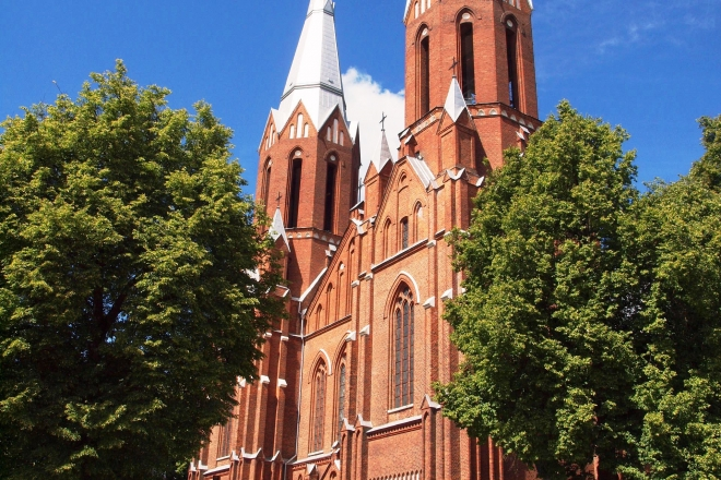 Anykščių Šv. Apaštalo evangelisto Mato bažnyčia