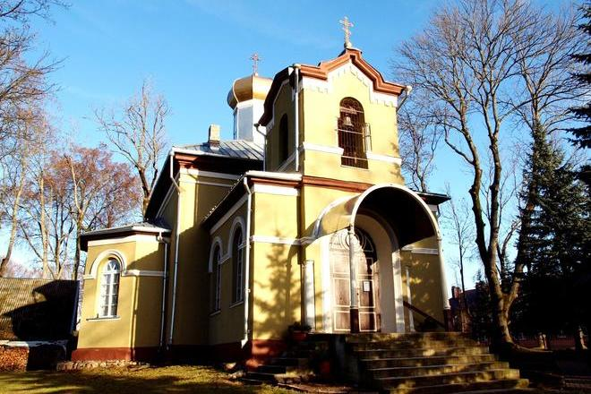 Šv. Aleksandro Nevskio cerkvė