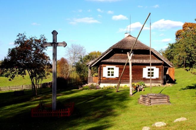 Rašytojo Jono Biliūno sodyba – muziejus