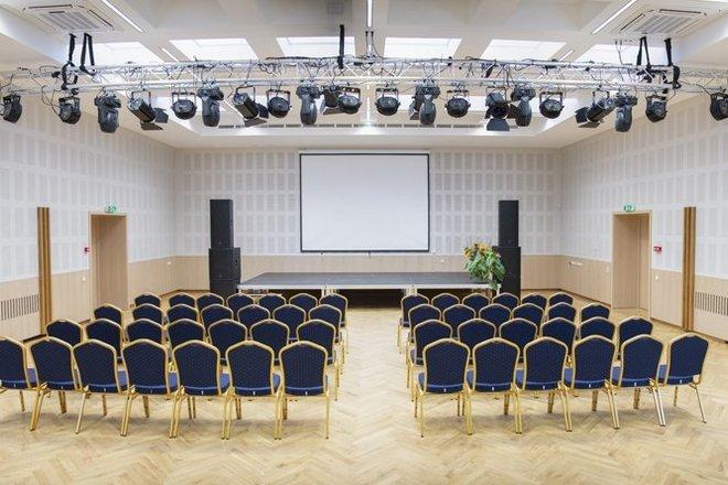 Конференции в Аникщяйском культурном центре