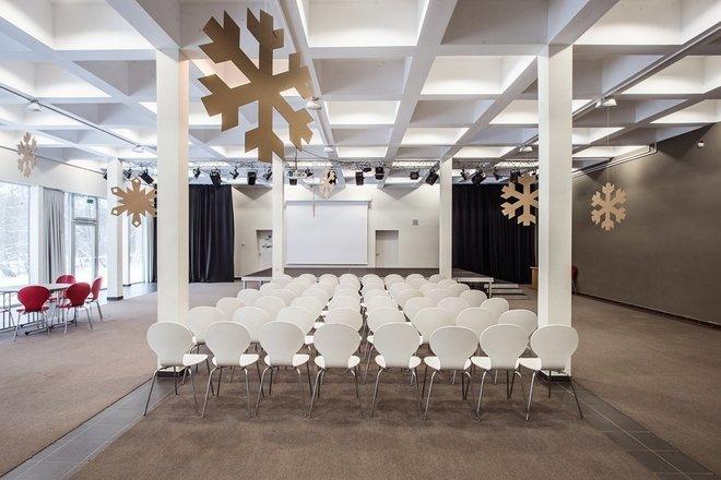Конференции в Аникщяйском инкубаторе искусств