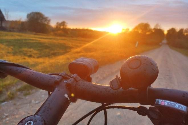 Minkim.eu - bicycle rental in Anykščiai