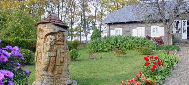 Knygnešių Liudvikos ir Stanislovo Didžiulių memorialinė sodyba-muziejus