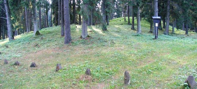 Liūdiškių piliakalnis ir senovės gyvenvietė