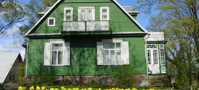 Rašytojo Antano Žukausko-Venuolio memorialinis namas – muziejus